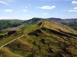 Mam Tor by demon-hunter-undying