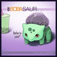 Bulbasaur as: Bobasaur by aocom