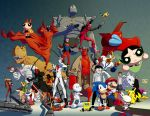 The Nineties by AdamMasterman
