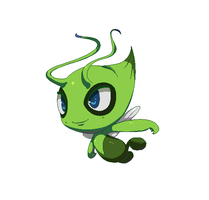 Binary Celebi by TheBoogie