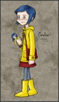 Coraline by bdevries