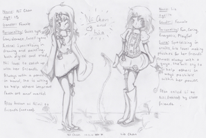 Nii Chan And Lia Info Sheet by Asuna---Chan