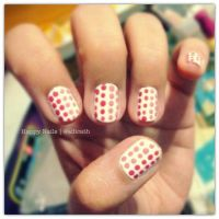 GIRLY DOTS by adicath