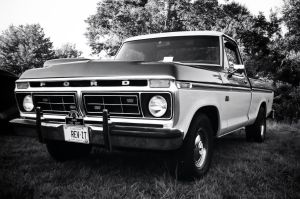 1970's Ford F100 by Marissa1997