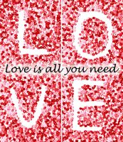 Love is all you need by flowerhippie22