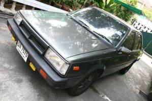 Nissan Sunny B11 New Color by pete7868