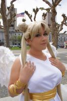 Sailor Moon: Angel Cupid by TerrorSprinkles