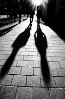 two headed shadows by abekamal