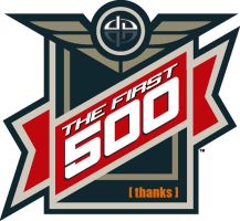 The first 500 by aubertino