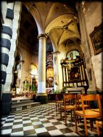 Basilica Our Lady of Hanswyk 5 by pagan-live-style