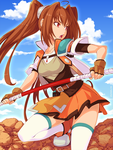 Trails in the Sky SC: Estelle by Shunkaku