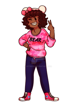 .:Byby ref:. by creamcake13