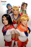 Super sailor scouts by ryoky28