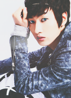 Blue Eyed Eunhyuk #2 by TrinityAng3l