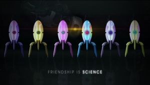 Friendship is science by Chaz1029