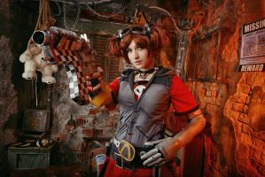 Borderlands 2 - Vault Hunter by love-squad