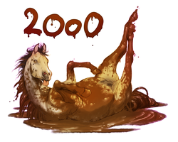 They see me rollin - 2000 WATCHERS omg by BH-Stables