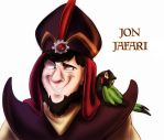 Jon Jafari by Konnestra