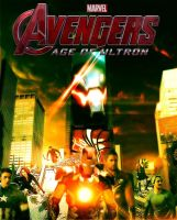 Avengers: Age Of Ultron Poster by MacSchaer