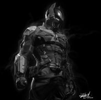 Batman Arkham Knight by Kira09kj