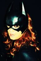 Batgirl Cosplay Photostory - Ch 7 Prey by ozbattlechick