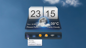 MIUI Weather by YahibazOu