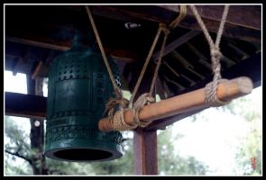 Japanese Peace Bell by tgrq
