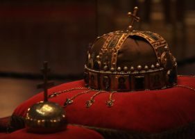 Holy Crown of Hungary by Ketike