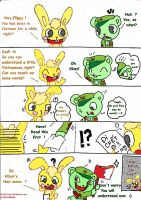Flippy comic_ Vietnamese? by Nekoro-san