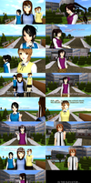 -COMIC- MMD H.S. Story :Part1: by MariMariD