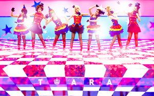 T-Ara Wallpaper by Awesmatasticaly-Cool