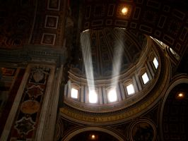 Vatican Light by Lil-Plunkie