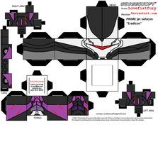 PRIME Vehicon jet cubee part one by lovefistfury