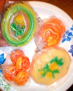 Cameo Soaps by ClaudusAles