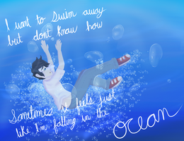 Into the Ocean by Moon-Cloud101