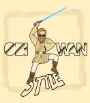 Obi Wan Style by claudiocurvelo
