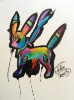 Umbreon by CalChi