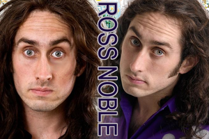 ROSS NOBLE by mockthedeviant