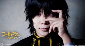 Lelouch Lamperouge by fritzfusion