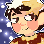 Mince Pie Stuart - CHRISTMAS ICON COMMISSIONS by realalfred
