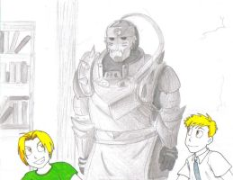FMA Day 2013 by InvaderSquall5558