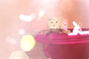 Danbo_me by faintart