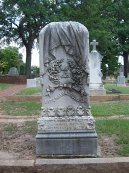 Oakland Cemetery 5 by chocolateir-stock