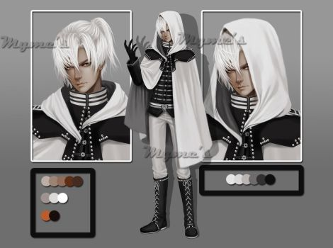 Adoptable 15 [Auction] [Closed] by Myme1