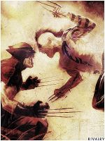 Daken Vs Wolverine by CaptainCarisma
