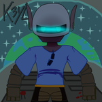 CDKGaming Starbound - K3YL by DestroyedClone