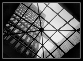 Atlanta - 02 - Looking Up by michaeltoe