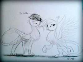 Contest Prize: So, Gilda... by frostykat13