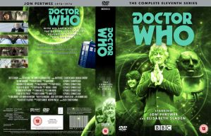 DOCTOR WHO CLASSIC  SERIES 11 by MrPacinoHead