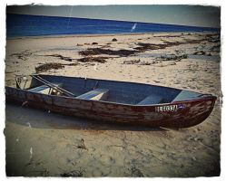 Old Boat by JDM4CHRIST